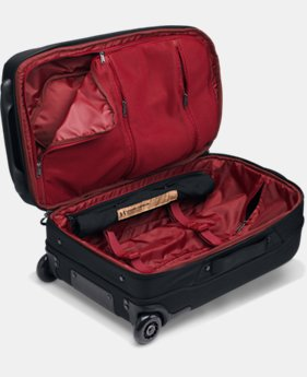 UA Checked Rolling Suitcase  1  Color Available $289.99