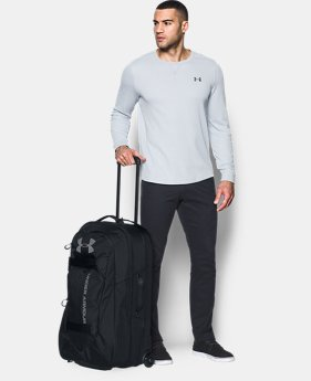 UA Checked Rolling Suitcase LIMITED TIME: FREE SHIPPING 1  Color Available $289.99