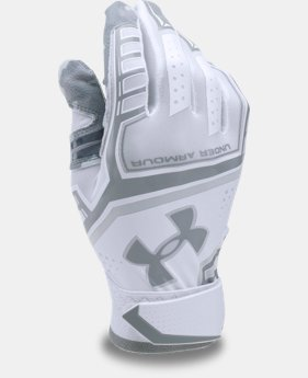 New Arrival Men's UA Heater Batting Gloves  1 Color $39.99