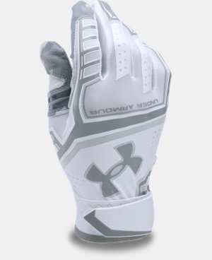 New Arrival  Men's UA Heater Batting Gloves  1 Color $44.99