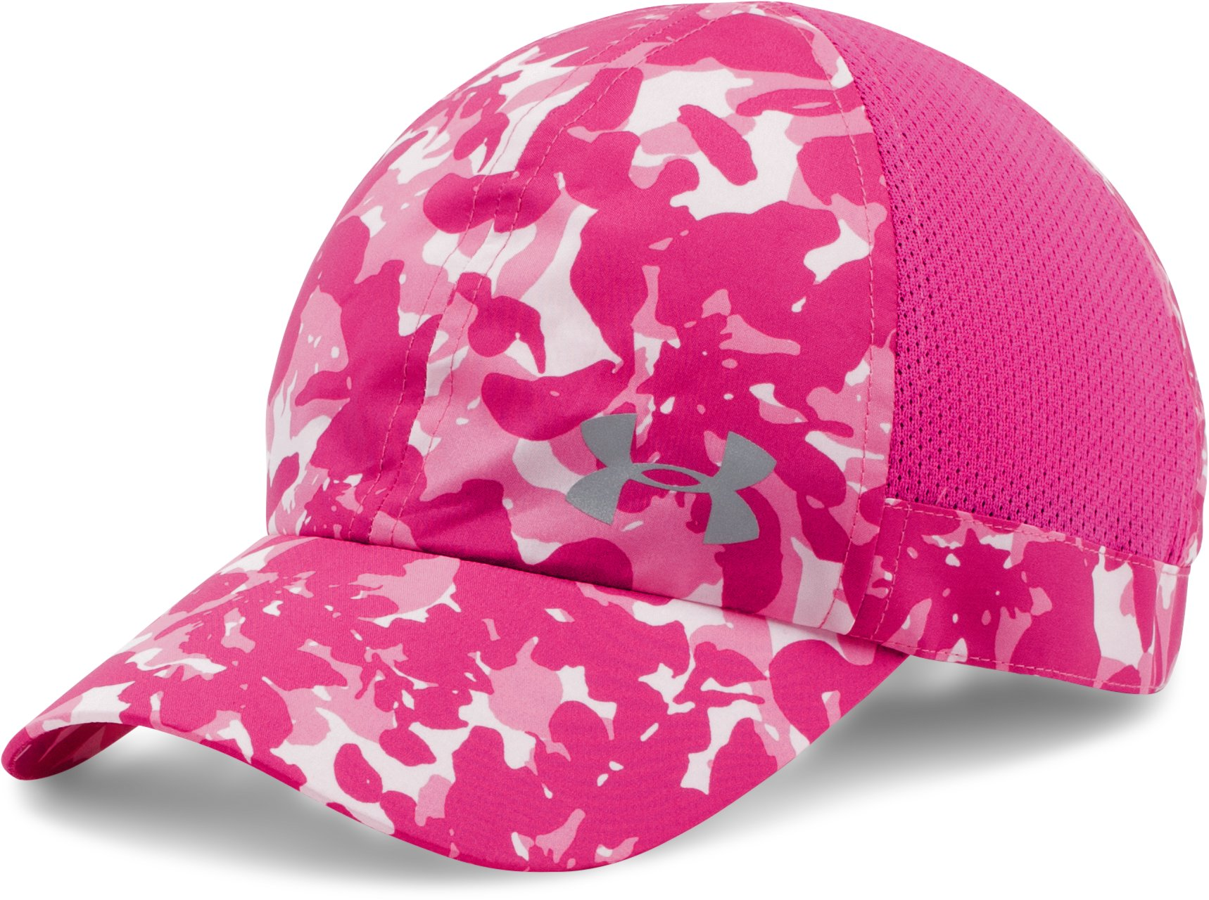 Women's UA Power In Pink® Fly Fast Cap, Tropic Pink