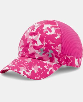 Women's UA Power In Pink® Fly Fast Cap LIMITED TIME: FREE U.S. SHIPPING 1 Color $18.99