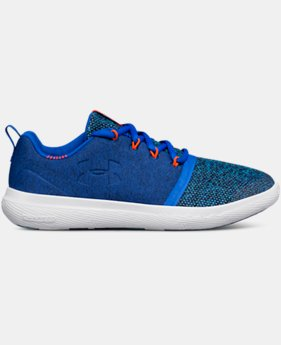 Boys' Grade School UA Charged 24/7 Low Shoes  4 Colors $59.99