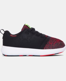 Boys' Infant UA Charged 24/7 Low Shoes   $44.99