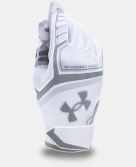 Boys' UA Heater Batting Gloves  1 Color $22.99