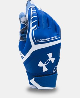Boys' UA Heater Batting Gloves  1 Color $17.99 to $22.99