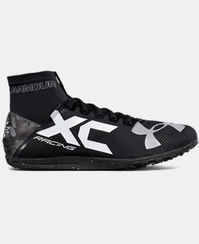 New Arrival UA Charged Bandit XC Spikeless Running Shoes   $99.99