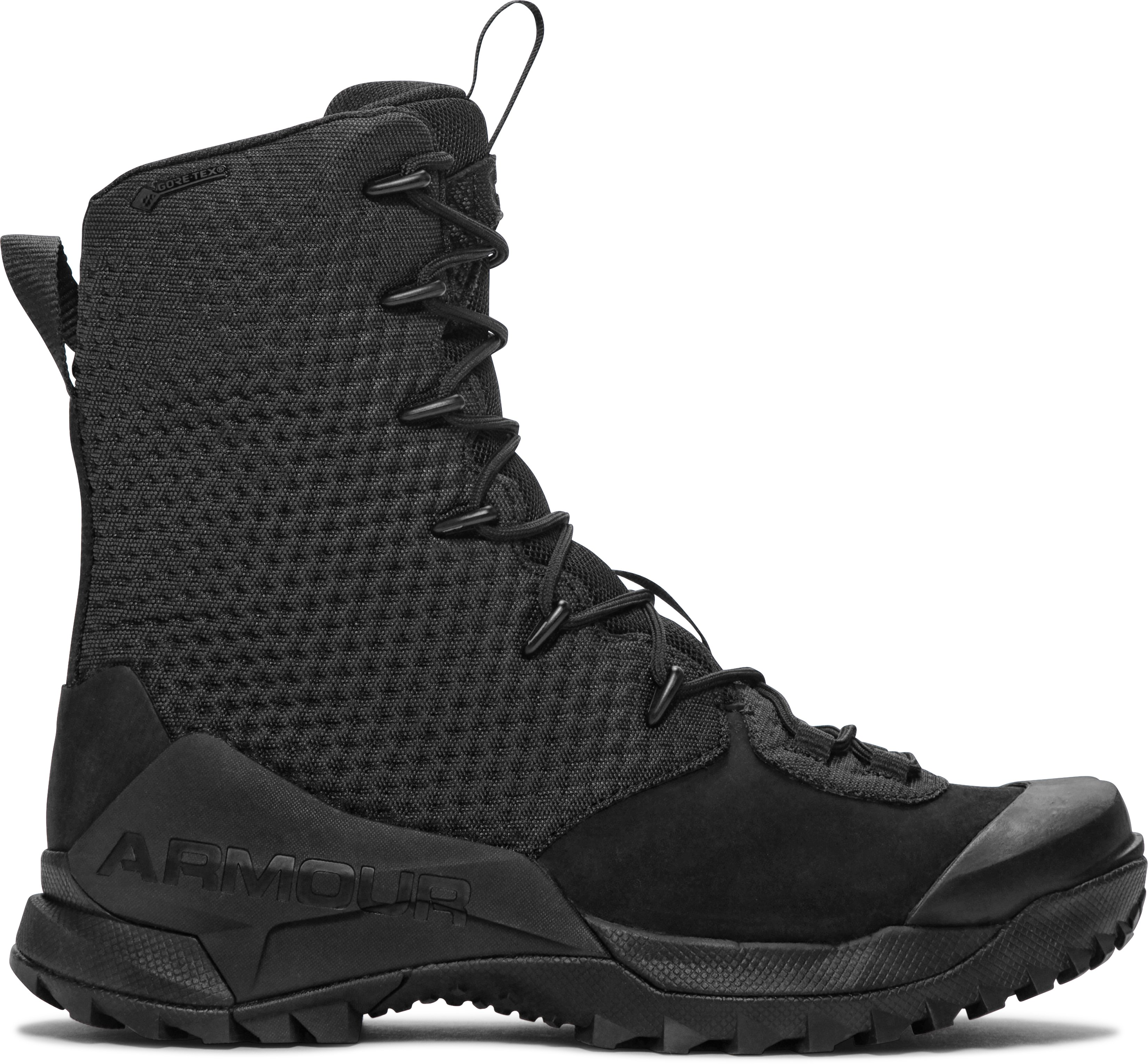 Men's UA Infil Ops GORE-TEX® Tactical Boots, Black , zoomed image