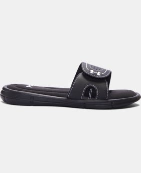 Girls' UA Ignite VII Slides  1 Color $29.99