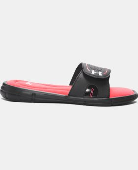 Girls' UA Ignite VII Slides   $29.99