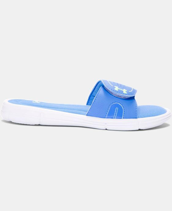 New Arrival Girls' UA Ignite VII Slides LIMITED TIME: FREE U.S. SHIPPING  $29.99