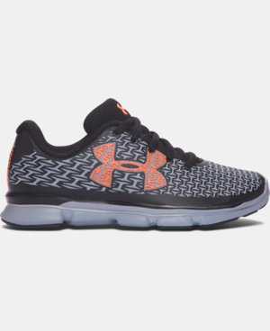 Boys' Pre-School UA ClutchFit® RebelSpeed Running Shoes LIMITED TIME: FREE U.S. SHIPPING  $50.99 to $57.99