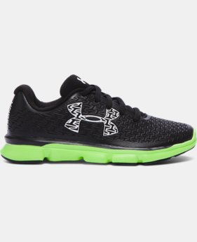 Boys' Pre-School UA ClutchFit® RebelSpeed Running Shoes LIMITED TIME: FREE SHIPPING 1 Color $79.99