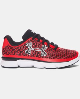 Boys' Pre-School UA ClutchFit® RebelSpeed Running Shoes  1 Color $40.79 to $40.99