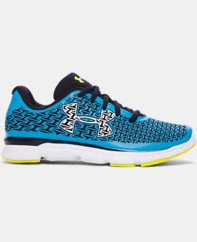 Boys' Pre-School UA ClutchFit® RebelSpeed Running Shoes
