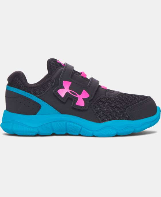 Girls' Infant UA Engage 3 Adjustable Closure Shoes  2 Colors $39.99