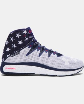 Best Seller Men's UA Delta Highlight Running Shoes — Limited Edition   $129.99