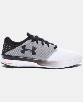Best Seller Men's UA Charged Reckless Running Shoes   $89.99