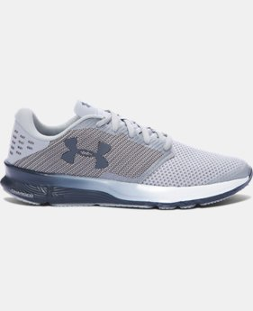 Best Seller Men's UA Charged Reckless Running Shoes  2 Colors $89.99