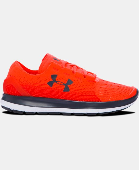 Boys' Grade School UA SpeedForm® Slingride Running Shoes LIMITED TIME: FREE U.S. SHIPPING 1 Color $79.99