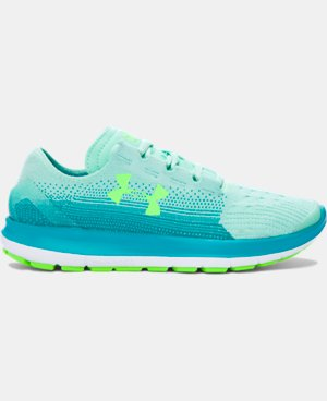 Girls' Grade School UA SpeedForm® Slingride Fade Running Shoes LIMITED TIME: FREE U.S. SHIPPING  $79.99