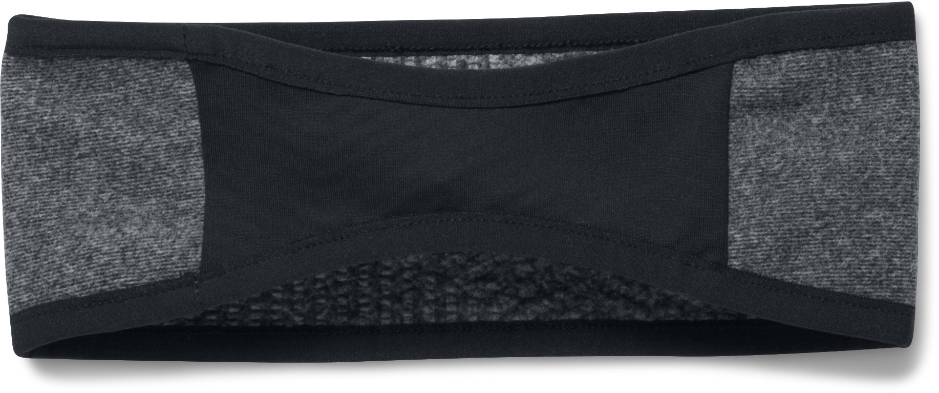 Women's UA ColdGear® Infrared Fleece Headband, Black ,