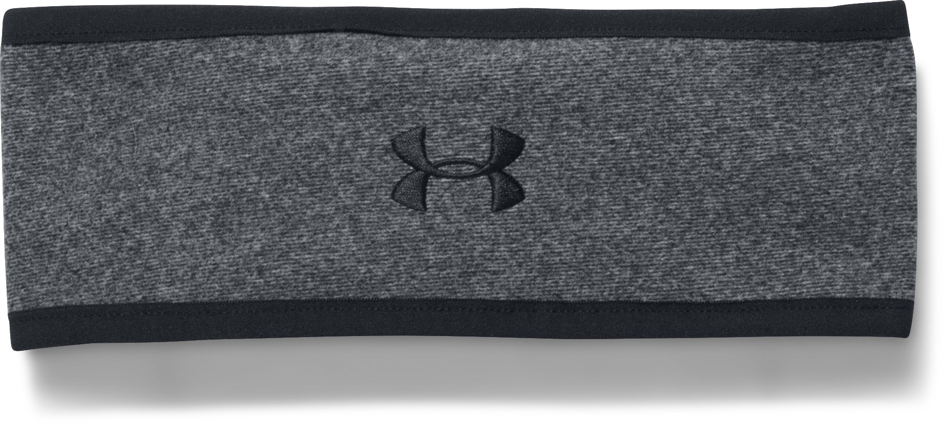 Women's UA ColdGear® Infrared Fleece Headband, Black