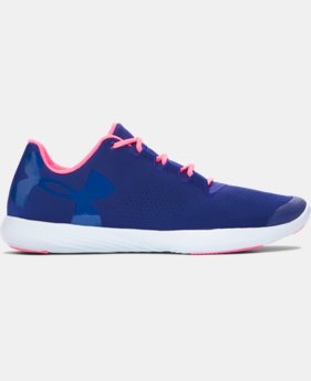 Girls' Grade School UA Street Precision Low Training Shoes   $48.99