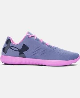 Girls' Grade School UA Street Precision Low Training Shoes  1 Color $64.99