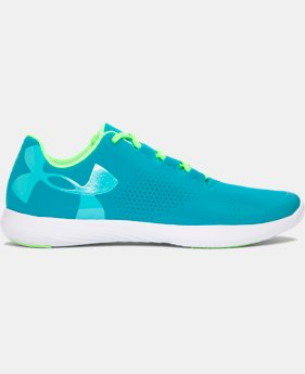 Girls' Grade School UA Street Precision Low Training Shoes  1 Color $36.74