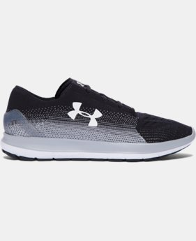 Best Seller  Men's UA SpeedForm® Slingride Fade Running Shoes LIMITED TIME: FREE SHIPPING 2 Colors $129.99
