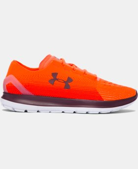 Men's UA SpeedForm® Slingride Fade Running Shoes  1 Color $99.99