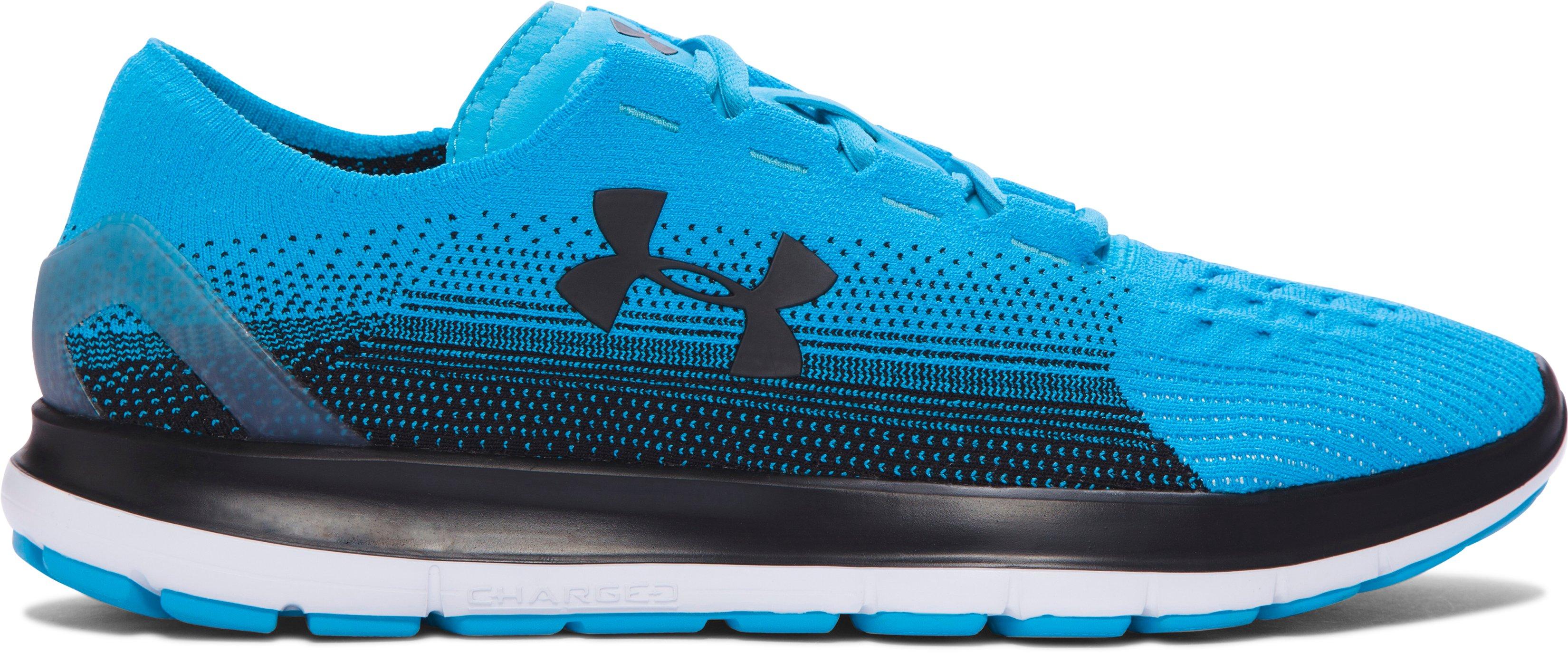 Zapatos de Running UA SpeedForm® Slingride Fade para Hombre, 360 degree view