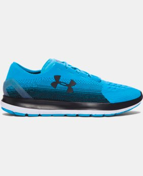 New Arrival Men's UA SpeedForm® Slingride Fade Running Shoes  1 Color $99.99