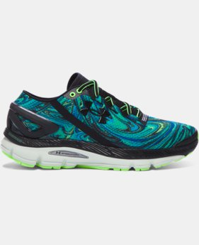 Men's UA SpeedForm® Gemini 2 Psychedelic Running Shoes   $134.99