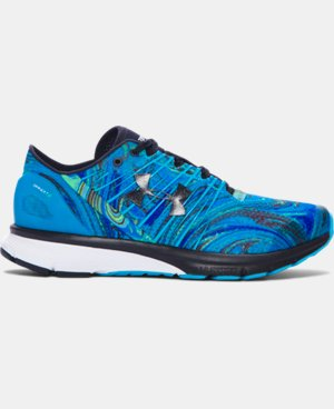 Women's UA Charged Bandit 2 Psychedelic Running Shoes  1 Color $104.99