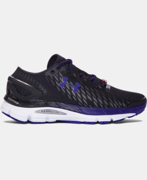 New Arrival  Women's UA SpeedForm® Gemini 2.1 Night Record-Equipped Running Shoes   $179.99