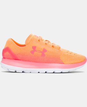 Women's UA SpeedForm® Slingride Fade Running Shoes   $129.99