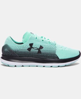 Women's UA SpeedForm® Slingride Fade Running Shoes   $99.99
