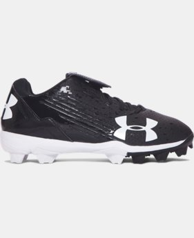 Best Seller Boys' UA MLB Switch Low Jr. Baseball Cleats  1 Color $29.99