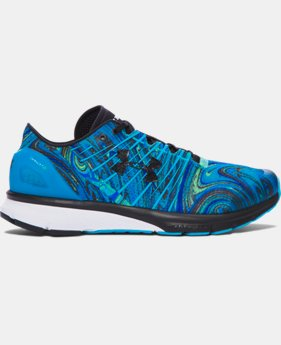 Men's UA Charged Bandit 2 Psychedelic Running Shoes