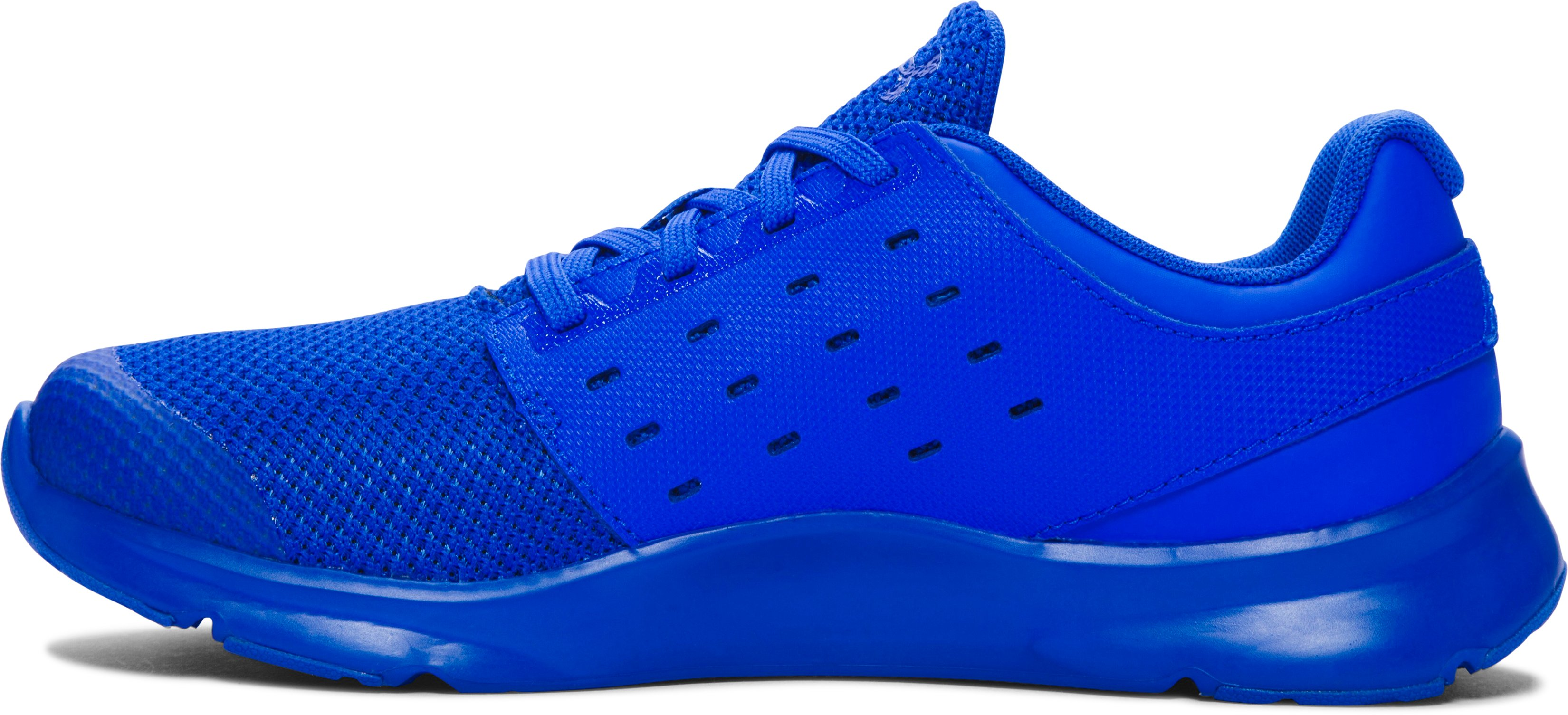 Boys' Grade School UA Drift Mono Running Shoes, ULTRA BLUE