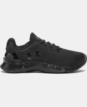 Kids' UA Pre-School Flow U Running Shoes LIMITED TIME: FREE SHIPPING 1 Color $59.99