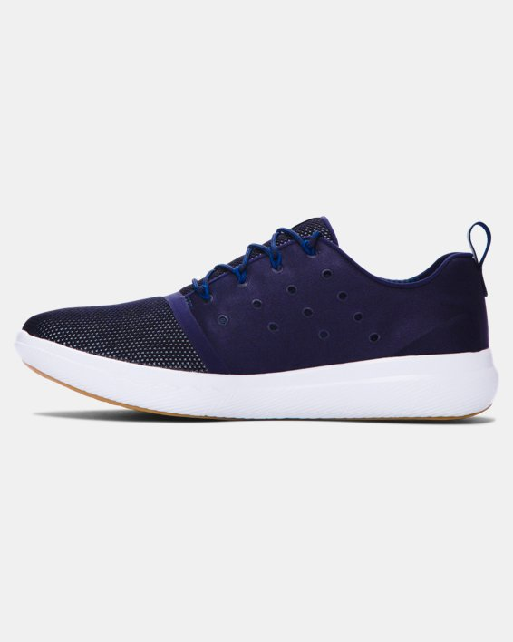 Men's UA Charged 24/7 Low Running Shoes, Navy, pdpMainDesktop image number 1