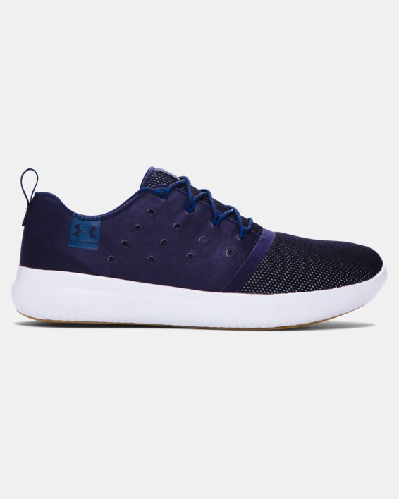 Men's UA Charged 24/7 Low Running Shoes, Navy, pdpMainDesktop image number 0