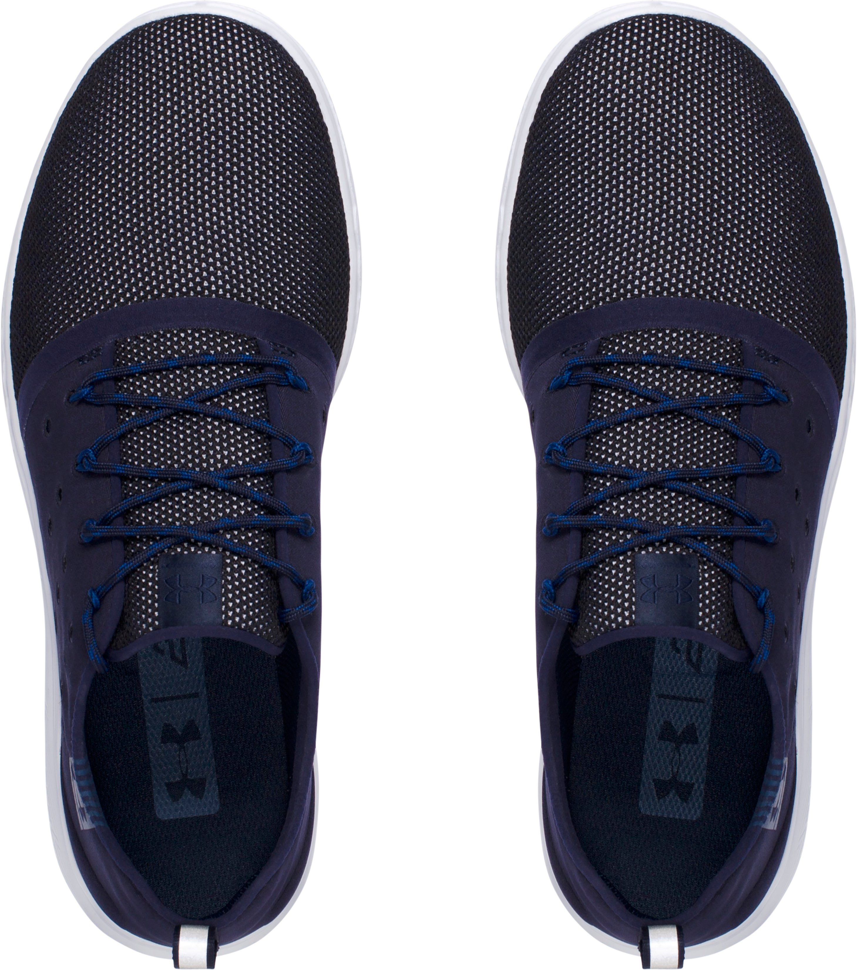 Men's UA Charged 24/7 Low Running Shoes, Midnight Navy
