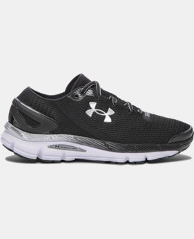 Best Seller Men's UA SpeedForm® Gemini 2.1 Running Shoes  4 Colors $129.99