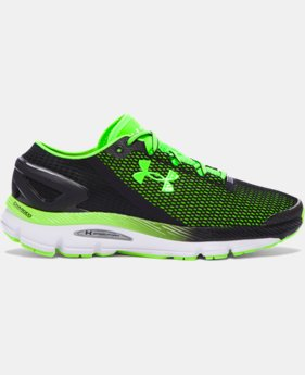 New Arrival  Men's UA SpeedForm® Gemini 2.1 Running Shoes  3 Colors $159.99