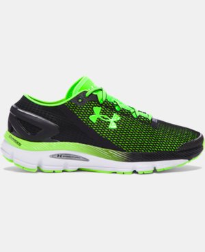 New Arrival Men's UA SpeedForm® Gemini 2.1 Running Shoes LIMITED TIME: FREE SHIPPING 2 Colors $119.99
