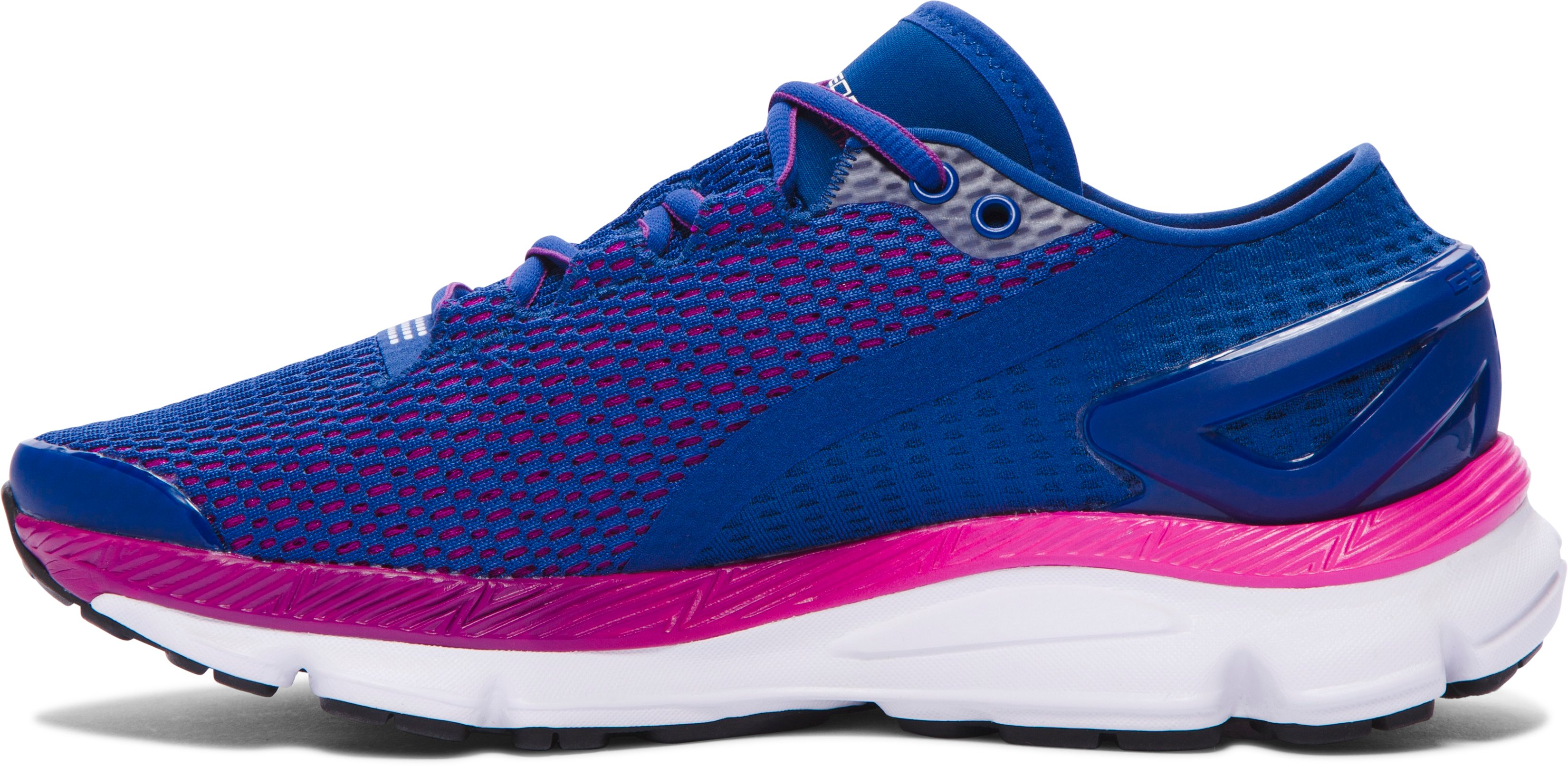 Women's UA SpeedForm® Gemini 2.1 Running Shoes, HERON